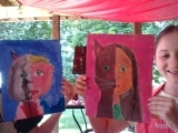Introduction to Painting  (Ages 9-11, Week 2)