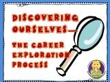 Career Planning Workshop #3 Career Exploration Process