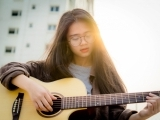 Beginning Acoustic Guitar for Grades 5-12- Private Lessons - September