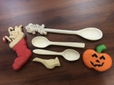 Carving Wood Spoons & More