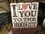 Paint a Vintage Sign