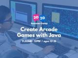 9:30AM | Create Arcade Games with Java