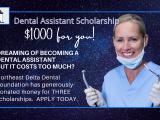 Northeast Delta Dental Foundation Scholarship Application Info