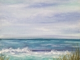 Not Your Ordinary Paint Night - Seascape