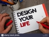 Life's Too Short to be a Bystander - Design YOUR Life YOUR Way!
