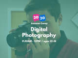 9:30AM   Digital Photography