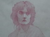 Portrait Drawing (ONLINE) DR 609E_ON