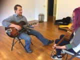 Beginning Acoustic Guitar for Adults - Private Lesson - September