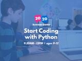 9:30AM | Start Coding with Python
