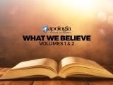 WHAT WE BELIEVE VOLS 1&2 (Option 1) $358*